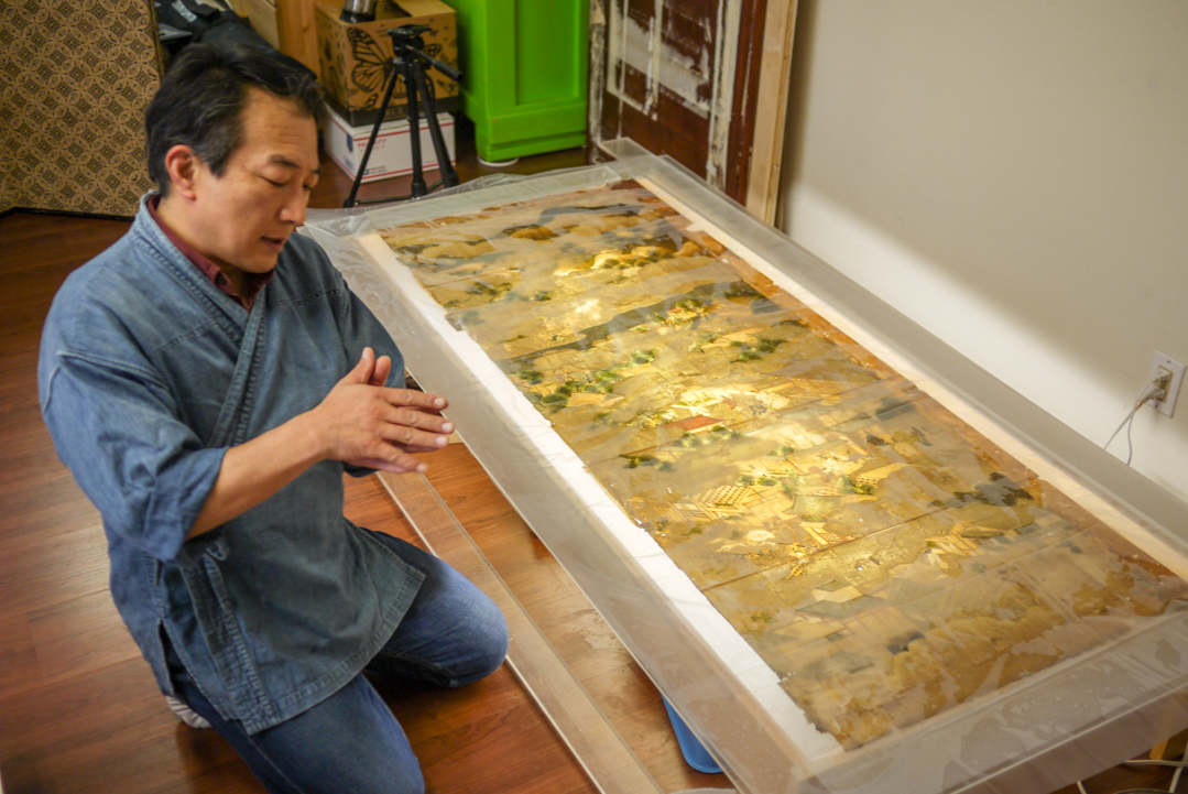 Conserving SAM's Asian Art Collection