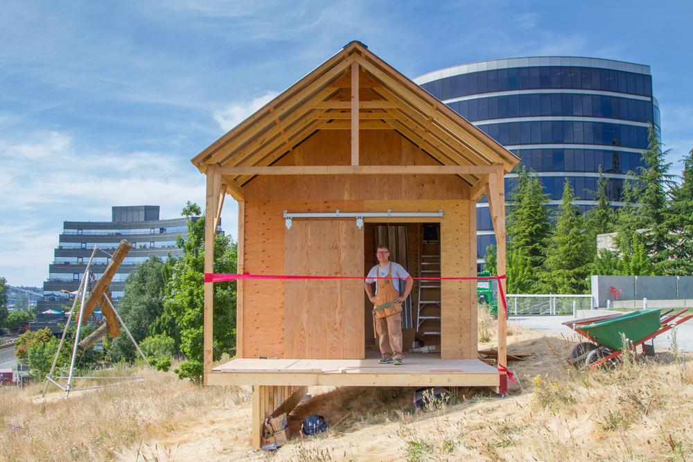 A Tick of the Clock: Dan Webb Carves Through the Summer