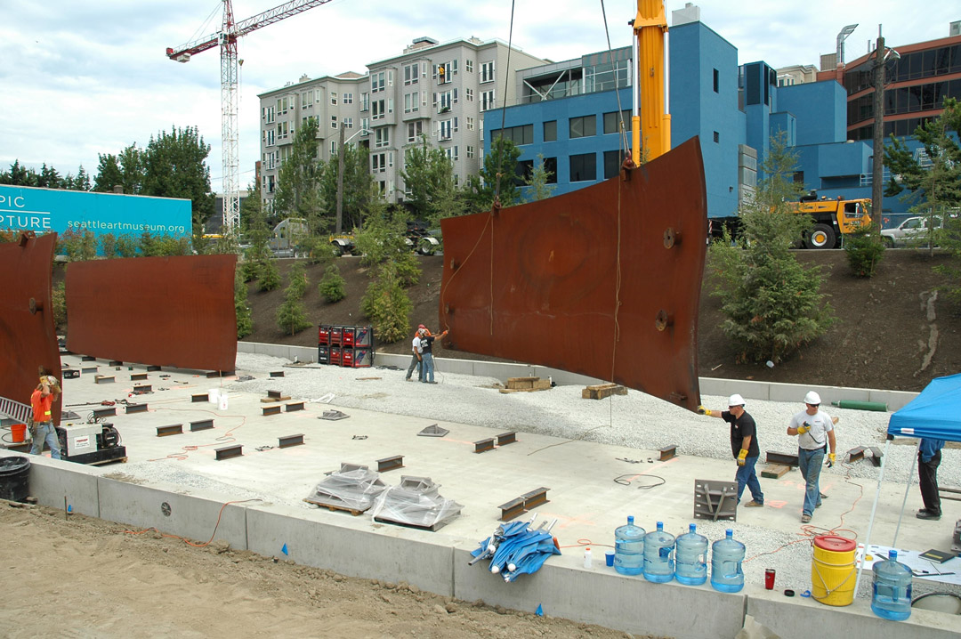 The Park In Balance: Siting the Olympic Sculpture Park Collection