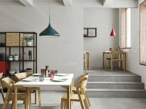 Azulejo Cerámica Baño Cocina Color Line Pearl Brillo