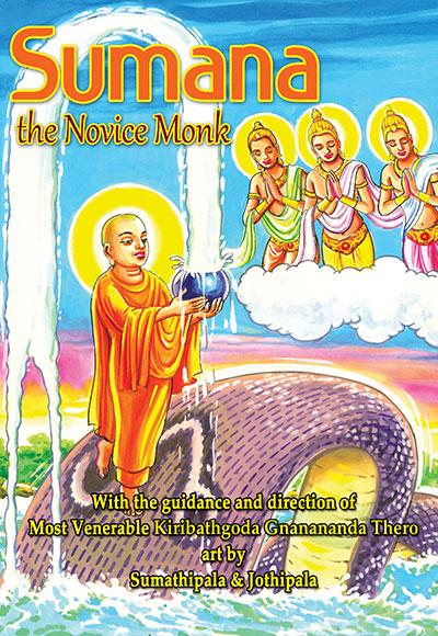 Sumana-The-Novice-Monk