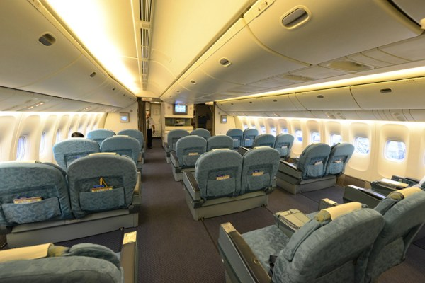 Review: Kuwait Airways Business Class B777-200/ER Mumbai ...