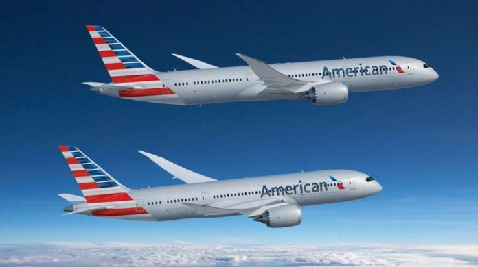 American Airlines los cabos