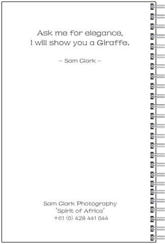 NOTE-GIRAFFE back cover