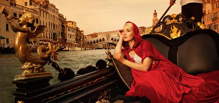 venice romantic cities europe