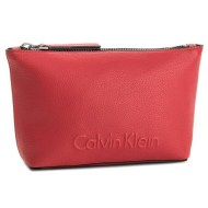Accessories: Calvin Klein Edge cosmetic pouch