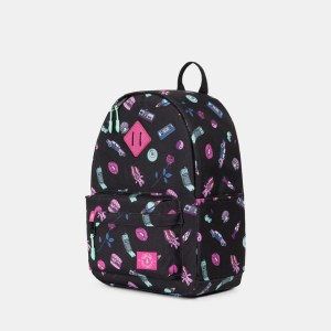 Parkland Bayside Backpack Patches Pop