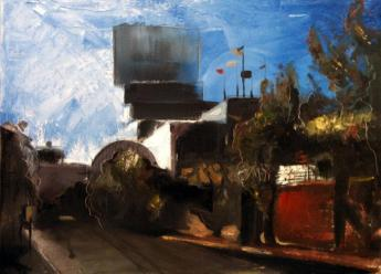 Devin Rojas Painting 6