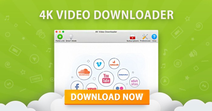 4K Video Downloader 4.4 Ful Version