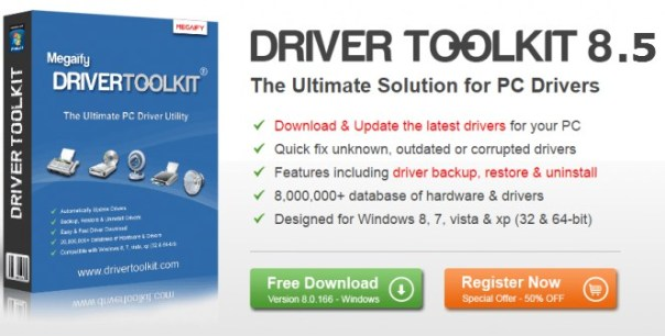 Drivertoolkit-license key-email