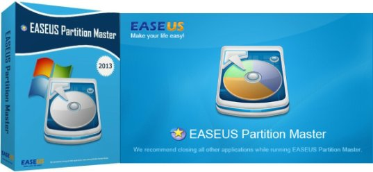 easeus partition master professional edition 611 portable download