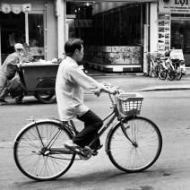Vietnam Cycle-man