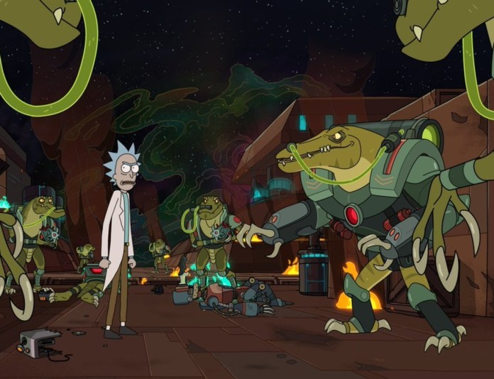 Where Can You Watch Rick And Morty Season 4 For Free Sam Drew Takes On
