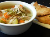 Crock Pot Chicken Soup