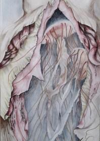 Monde souterrain - Detail