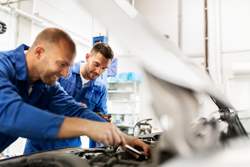 Busy, Busy, Busy | Berryhill Auto Care
