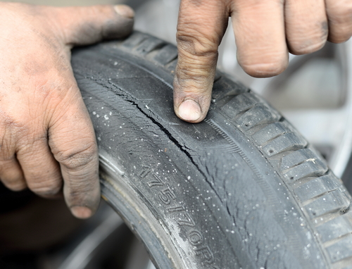 Blow Out   Sand Springs Tires