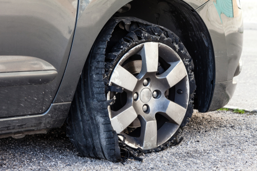 Blow Out   Tulsa Tires