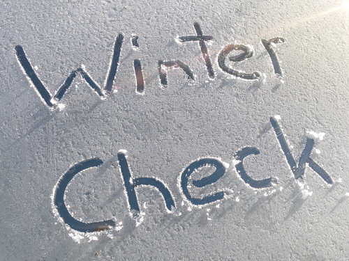 Winter's Here | Bixby Auto Care