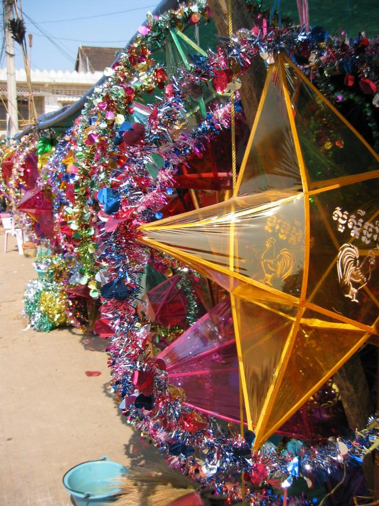 The Khmer New Year (3/5)