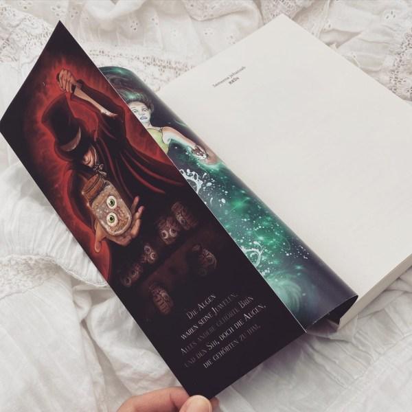 Umschlag BRÏN, Illustration