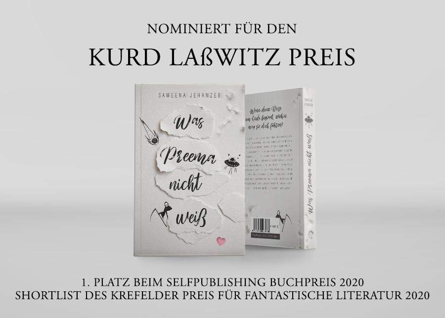 Nominiert für den Kurd Laßwitz Preis: Was Preema nicht weiß