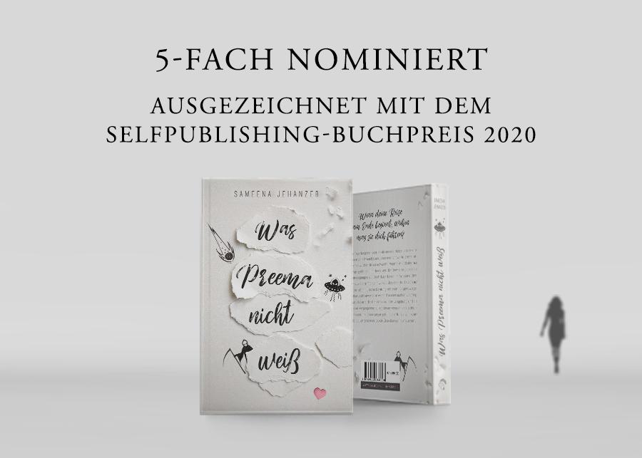 Buchpreis: Fünffache Nominierung für Was Preema nicht weiß