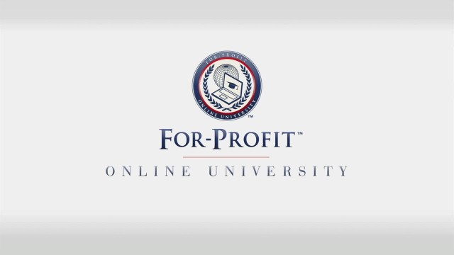 "Adult Swim - ""For-Profit Online University"""