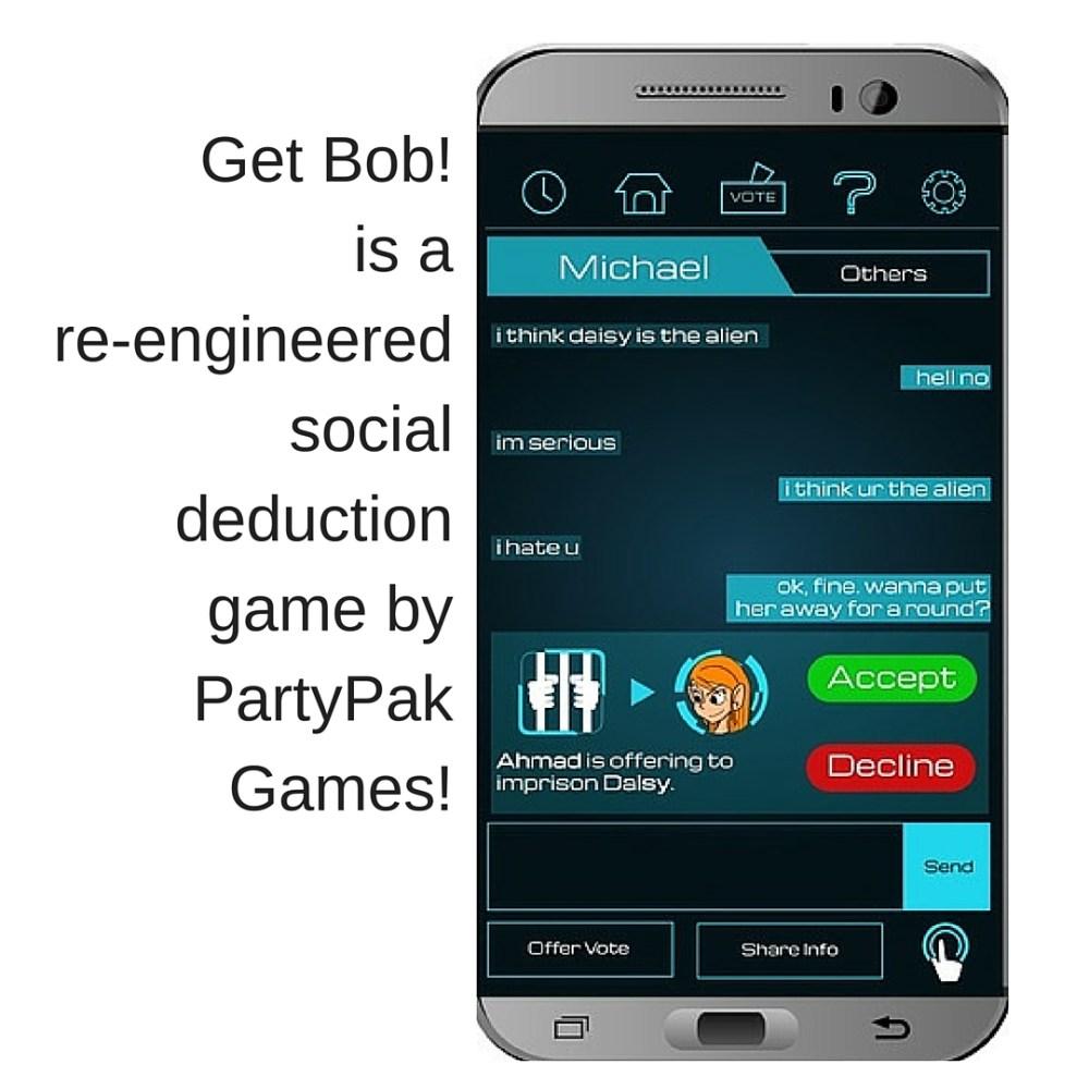 Get Bob! Mobile
