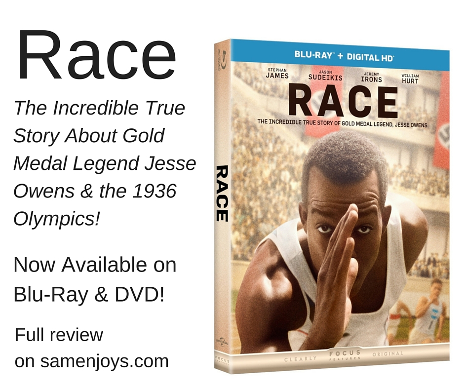 Race Jesse Owens Biographic Film