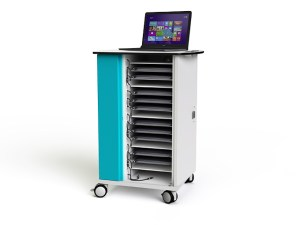 zioxi Laptop oplaad Trolley