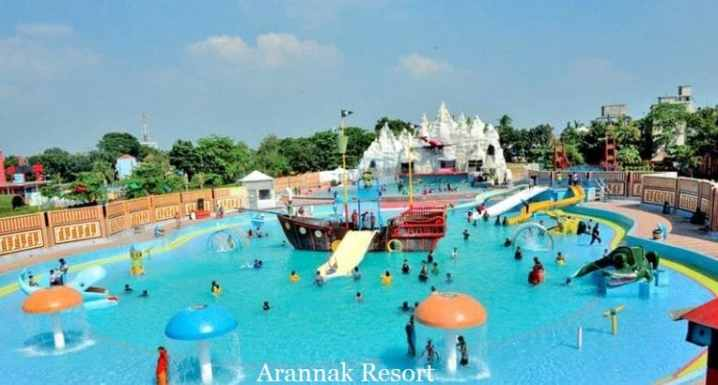 Arannak Resort and Holiday park in rangamati