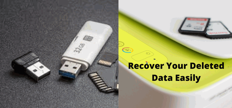 recover your deleted data