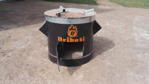 Green Bioenergy Cookstove