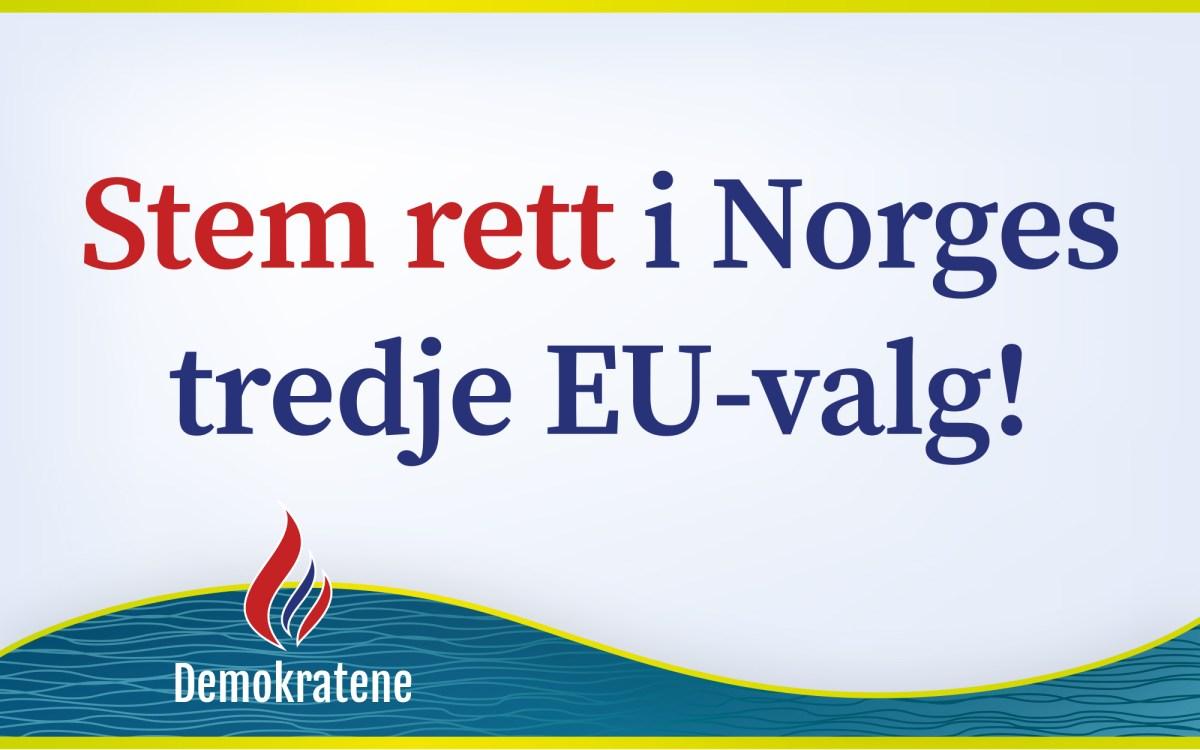 Trenger Norge EU eller er det EU som trenger Norge?