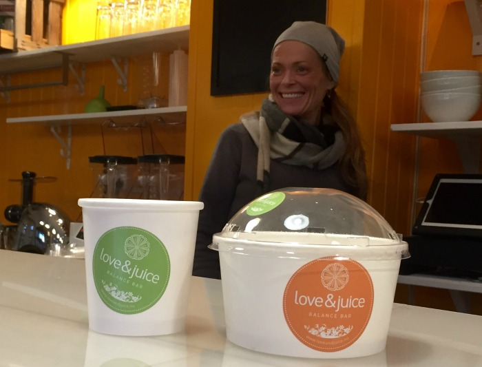 Oppstarten av: Love and Juice Balance Bar AS, juicebar og kafé drevet av ungdom