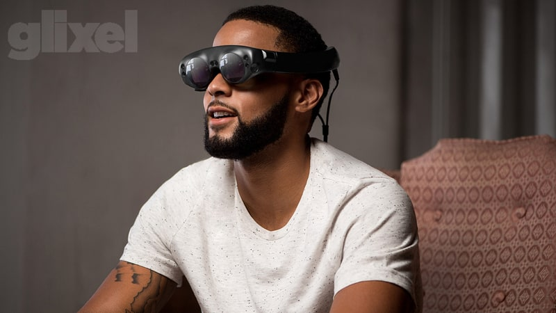 I'm excited about Magic Leap's Lightwear 1