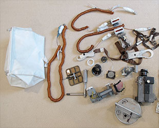Neil Armstrong's Man Bag 1