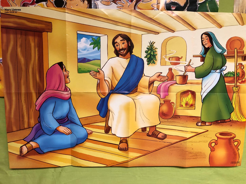 Jesus 'Splainin 6