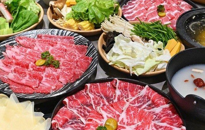 台中火鍋推薦,最低只要280元起,即可享20多種葉菜食材吃到飽!