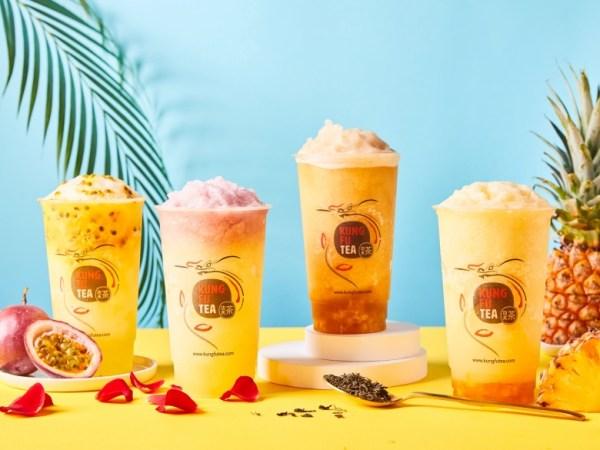 限量50杯免費鮮奶茶!頂呱呱X美國功夫茶 基隆仁三店9/17正式開幕