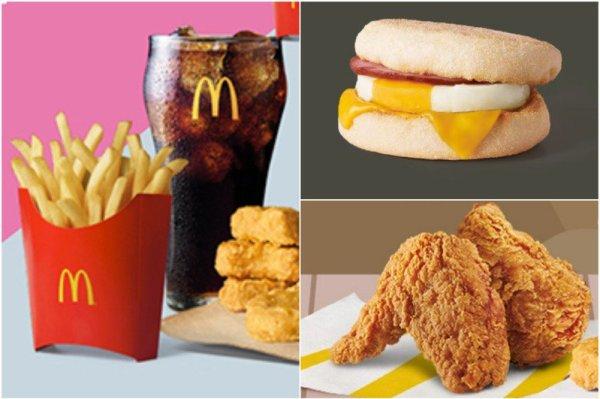 麥當勞3大「買一送一」要筆記!10月歡樂送優惠碼、滿福堡買1送1快看