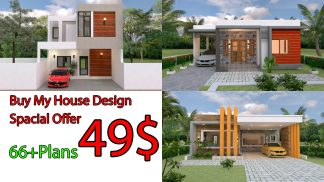 66 House Design Plans on sell