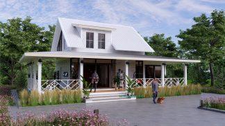 House Design Plan 14x9 Meter 46x30 Feet 3 Beds Full PDF Plan