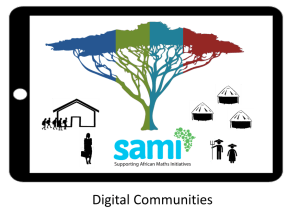 The Digital Communities Initiative uses technology to support across diverse areas including schools, agriculture and women in enterprise.