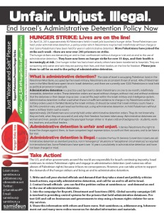 Download this new flyer and factsheet to use at your actions!