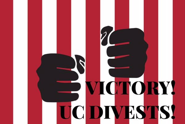 Victory-UC-Divests-by-Afrikan-Black-Coalition