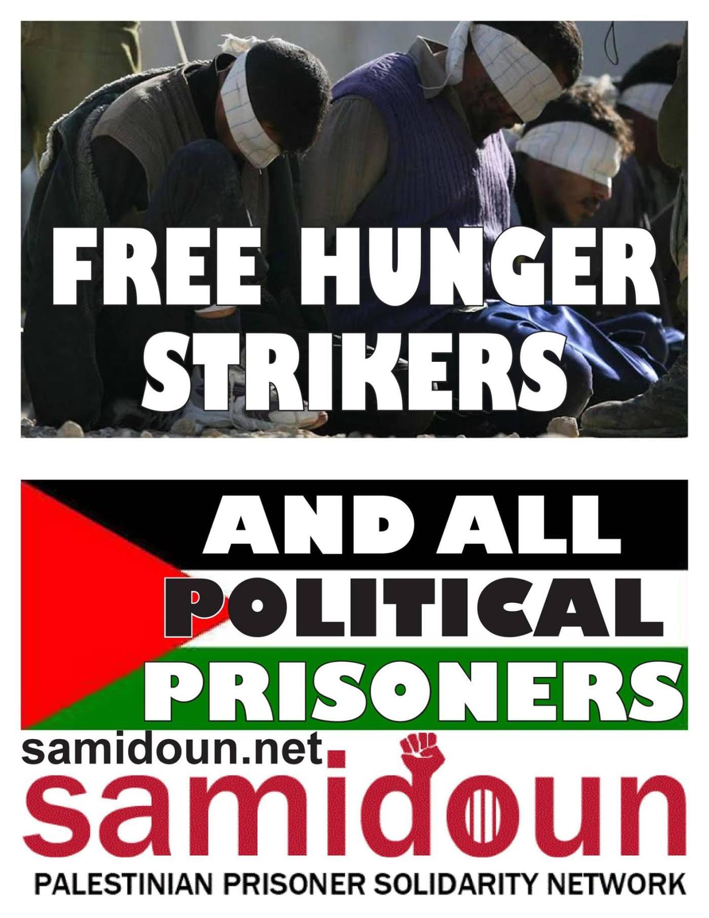 Free Hungerstrikers
