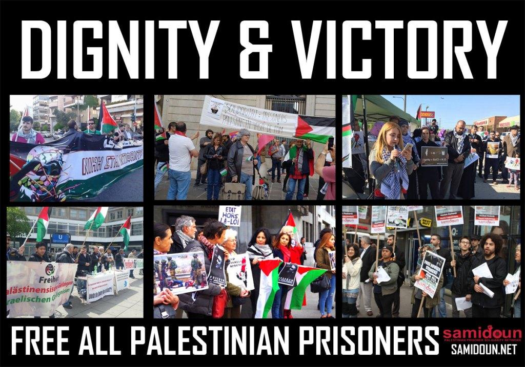 Hungerstreik für Freiheit & Würde