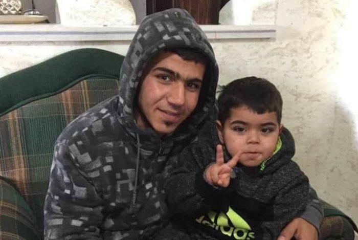 Take Action: Palestinian nonviolent leader's son, Abdul-Khalik